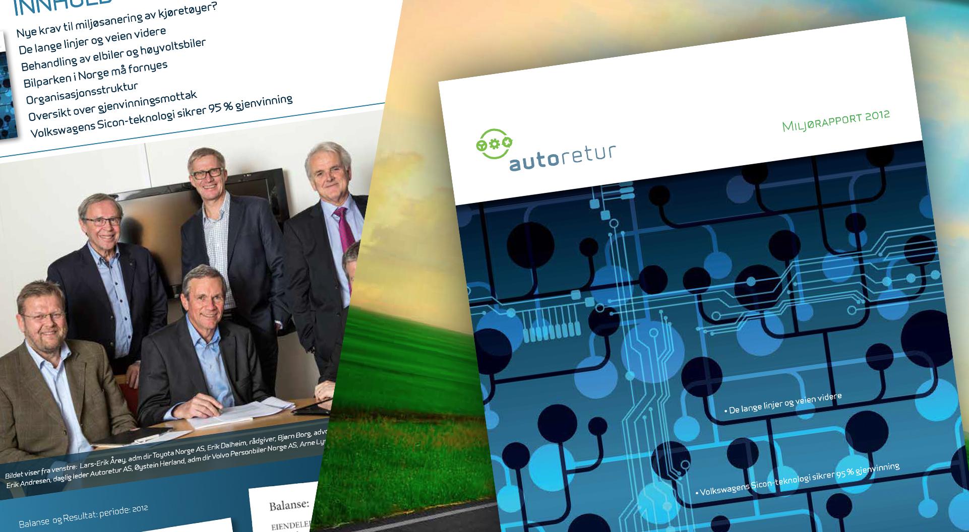 Miljørapport 2012