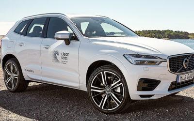 Volvo vant plastpris for sin demobil