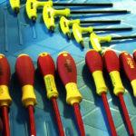 Utmontering og vedlikehold