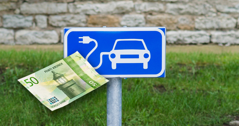 Autoretur AS endrer miljøgebyret for ladbare biler igjen